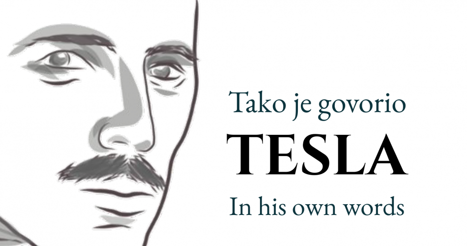 Cover of Tesla book
